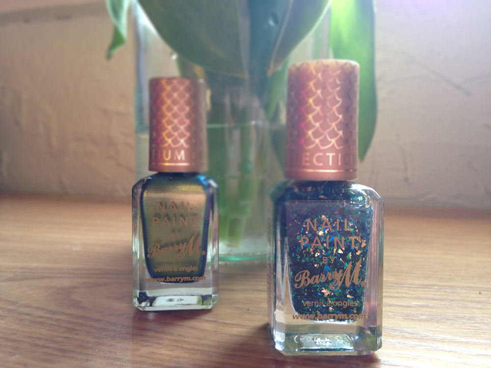 Barry M Aquarium Nail Polish