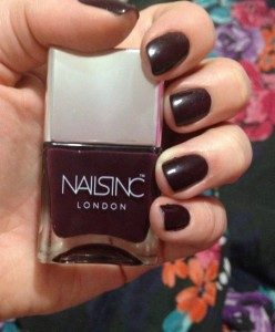 Nails Inc Express Manicure