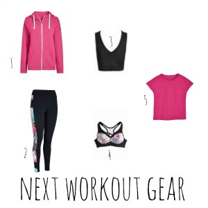 Next Workout Gear
