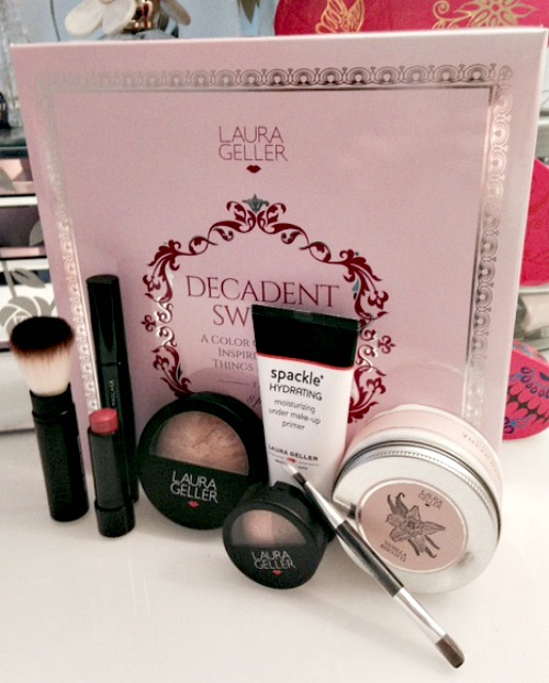 Laura Geller Decadent Sweets Collection
