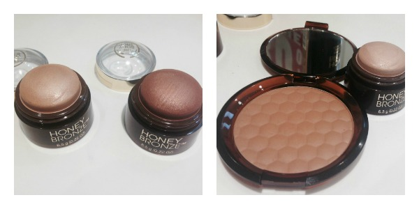 Honey Bronze Range
