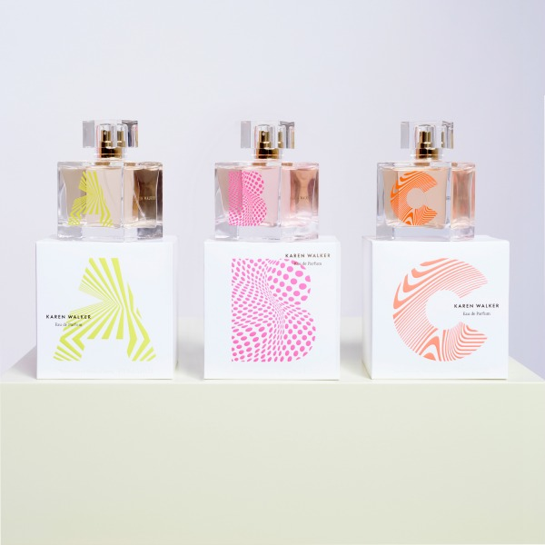 Karen Walker Eau De Parfum Launches At Harvey Nichols