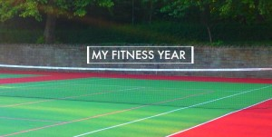 My fitness year