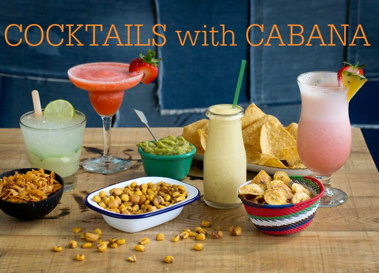 COCKTAILS with CABANA