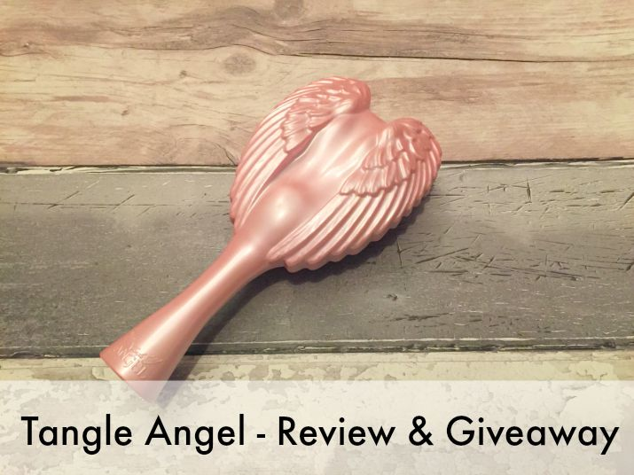Tangle Angel- Review and giveaway