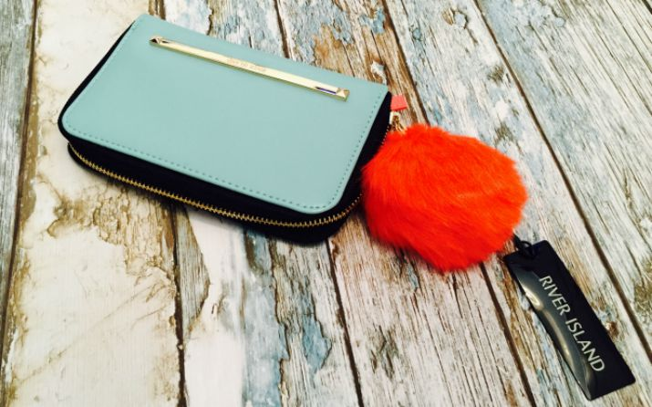 RIVER ISLAND – MY NEW POM POM PURSE