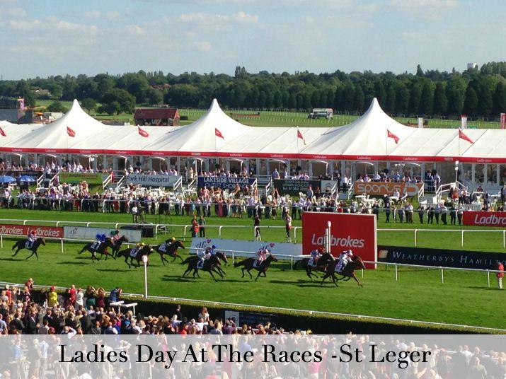 Ladies Day At The Races – St Leger