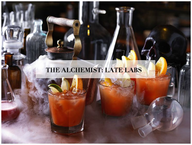 The Alchemist Late Labs
