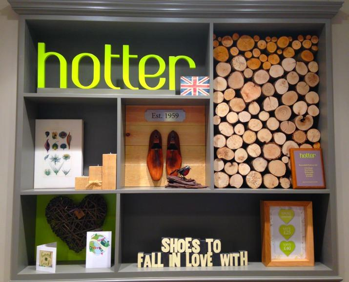 Hotter Shoes- Leeds