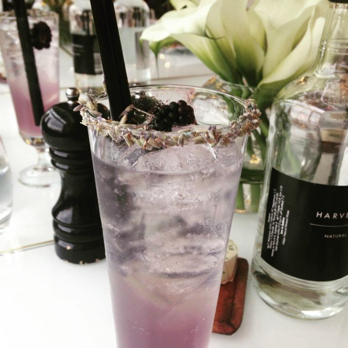 Lavender Fields Cocktail- Harvey Nichols