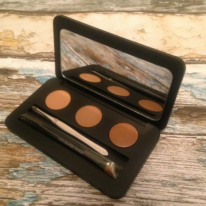 Youngblood Brow Artiste Kit Review