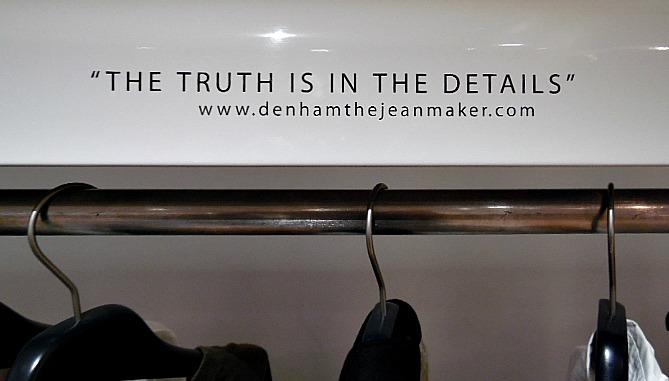 Denham - The Truth Is In The Details