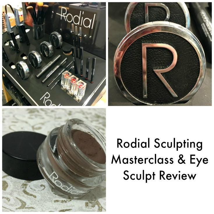 Rodial Sculpting Masterclass & Eye Sculpt Review