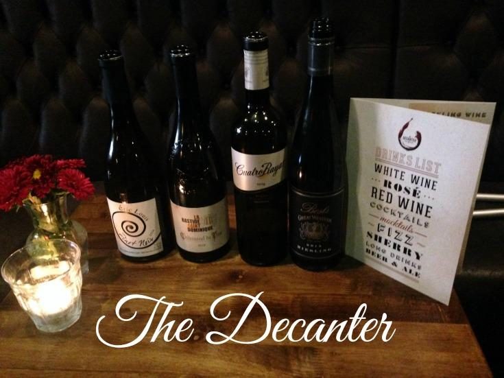 The Decanter Wine Bar Leeds