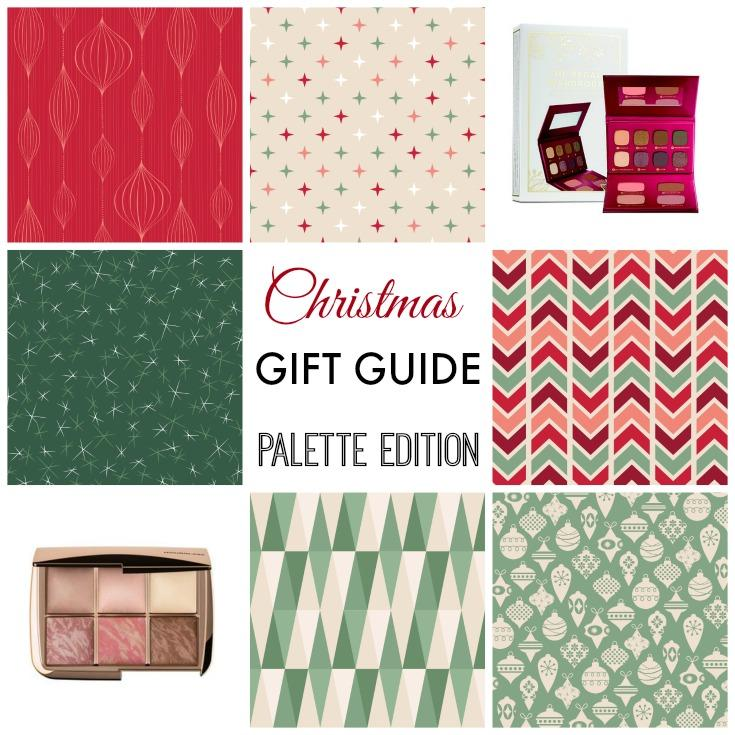 Christmas Gift Guide 2015 - Palette Edition