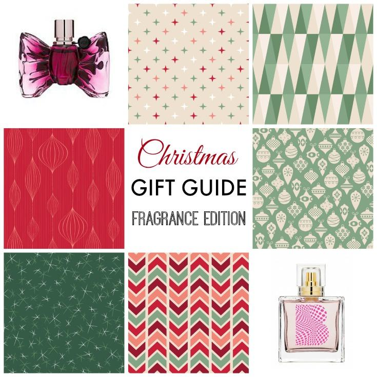 XMAS GIFT GUIDE – FRAGRANCE