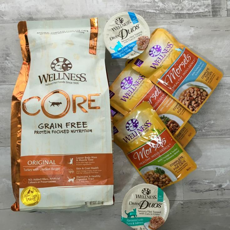 One For The Cats – Wellness Natural Pet Food Review