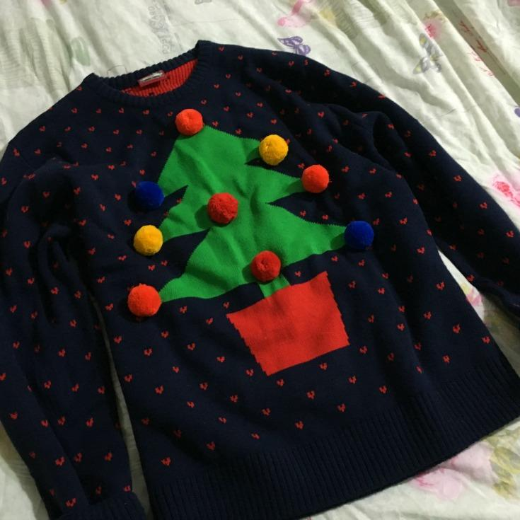 Workwear Express Xmas jumper