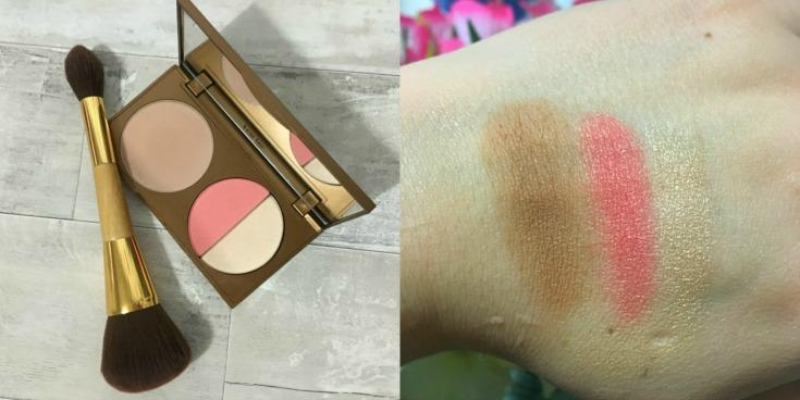 Tarte Tres Chic Contouring Palette Swatch