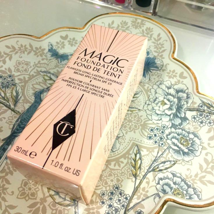 Charlotte Tilbury – Magic Foundation Review